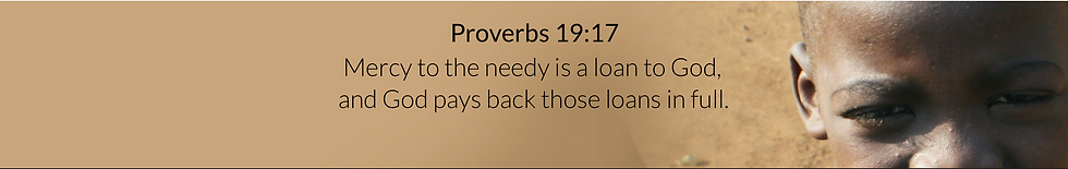 Banner Proverbs 19:17