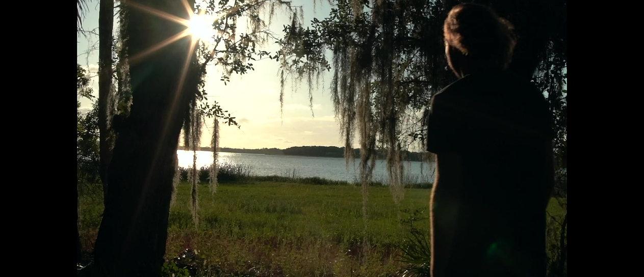 Walking in Myakka, Florida