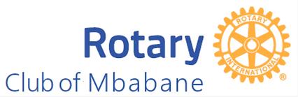 Rotary Mbabane logo