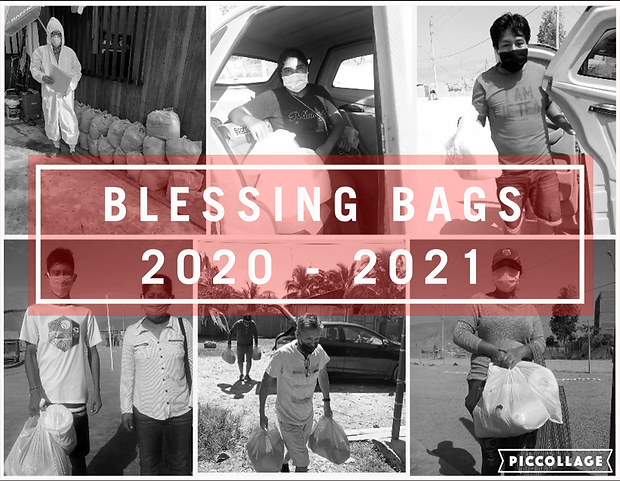 Blessing Bags Project 2020-2021