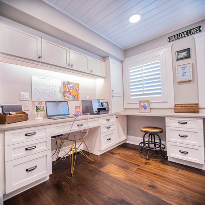 Distinct Designs by Barb - office space