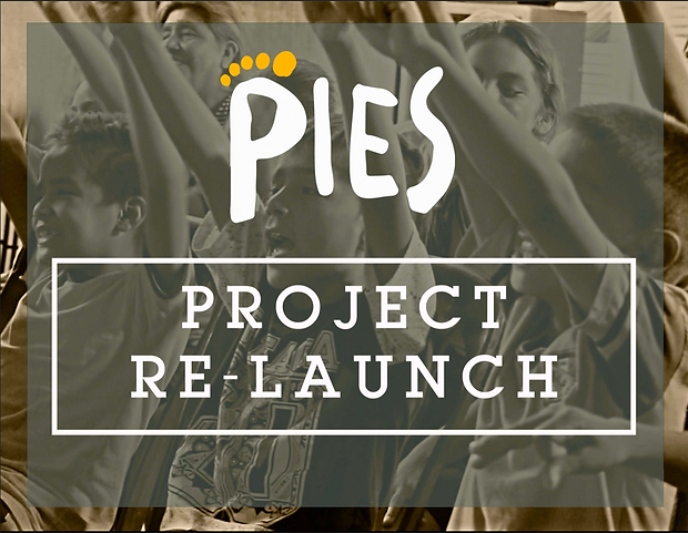 PIES Project Re-Launch 001