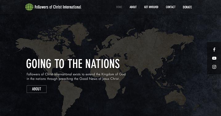 Followers of Christ International websit