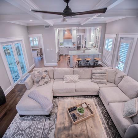 Distinct Designs by Barb - Living room