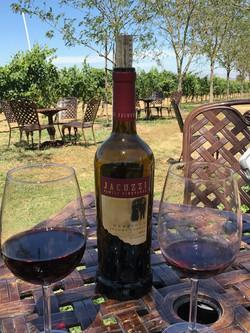 Florida Left Coast Travel food Jacuzzi wine