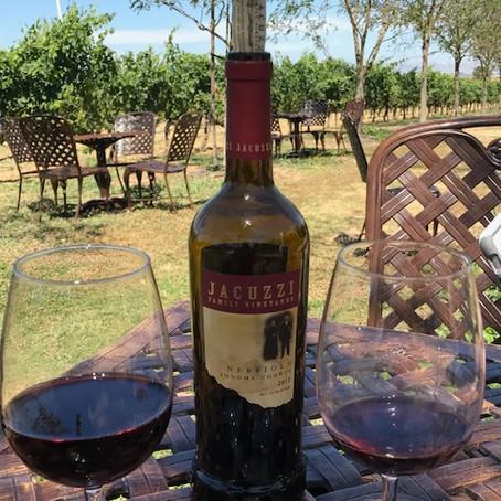 Jacuzzi Wine