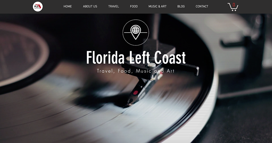 Florida Left Coast website