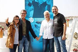 HIA Peru - Mario & Suzanne Babarczy with