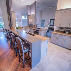Distinct Designs by Barb - kitchen space