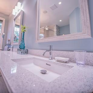 Distinct Designs by Barb - bathroom sink