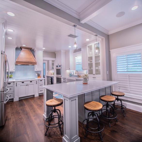 Distinct Designs by Barb - kitchen area