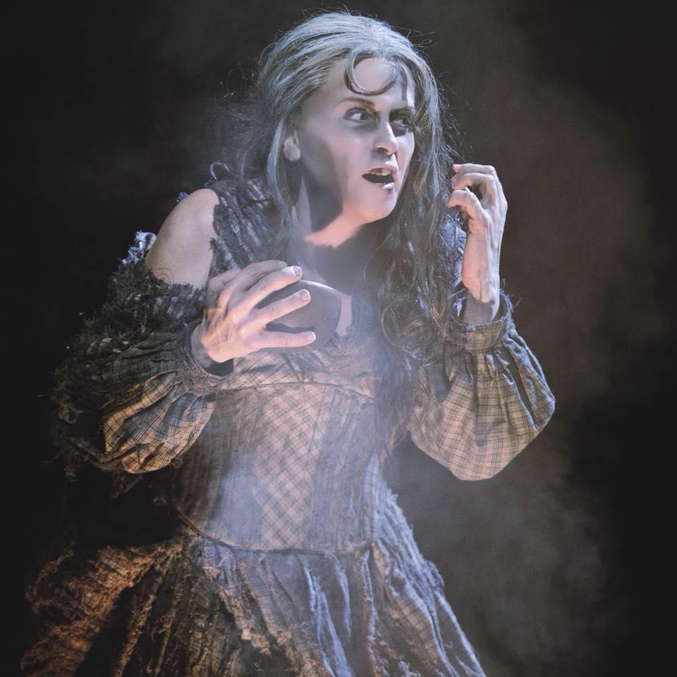 The Beggar Woman/Lucy Barker
