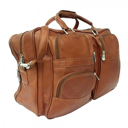 Tanned VT Leather Holdall