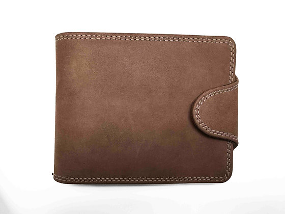 Hunter Double Stitch Wallet