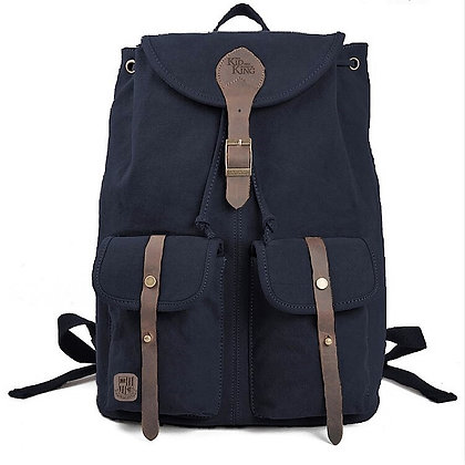 Canvas & Hunter Leather Backpack