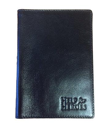 Nappa Leather Passport Wallet