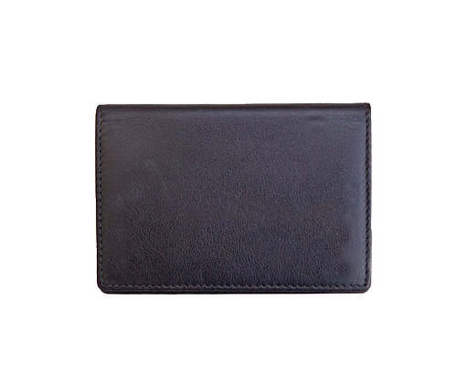 Business Card Holder Nappa Leather