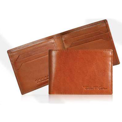 Richard T Cross Compact Wallet