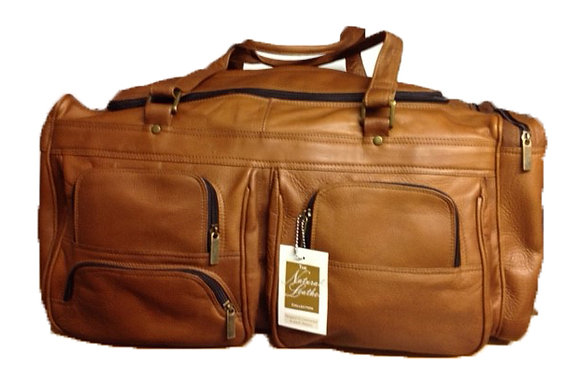 Vaquetta Multi Pocket Holdall
