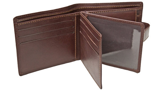 Vedge Tan Tab Wallet BIL0002