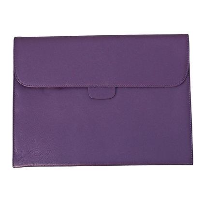 Purple iPad Sleve