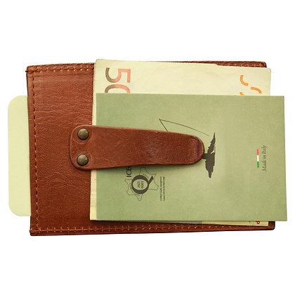 Soft Calfskin Leather Cardholder