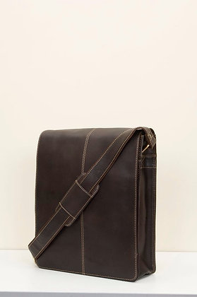 VT Leather Satchel