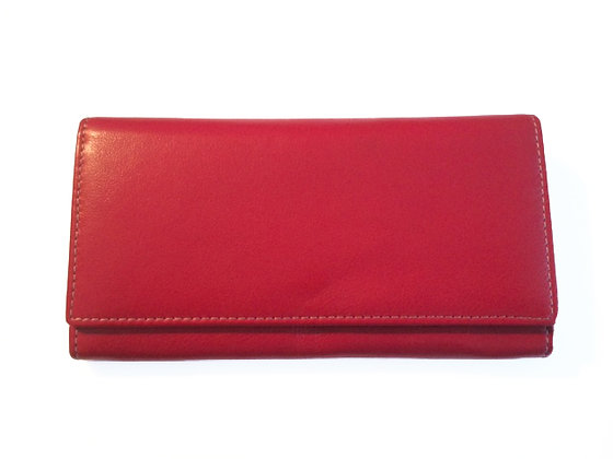 Clutch Nappa Leather Purse