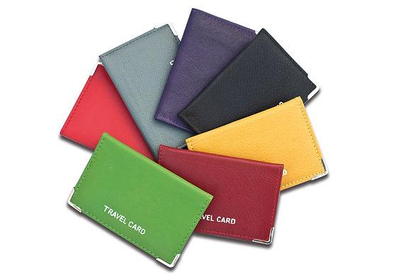 Multi-Colour Card Holder