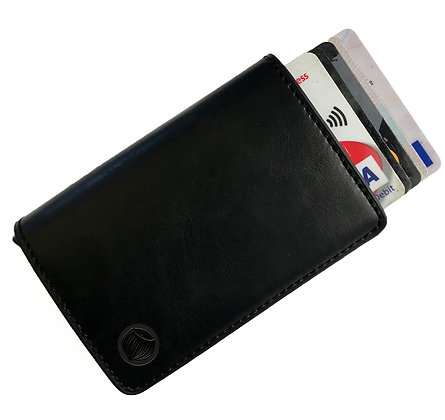 Innovative Credit card and business card wallet