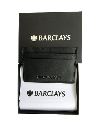 Flat Business Card Holder with Box