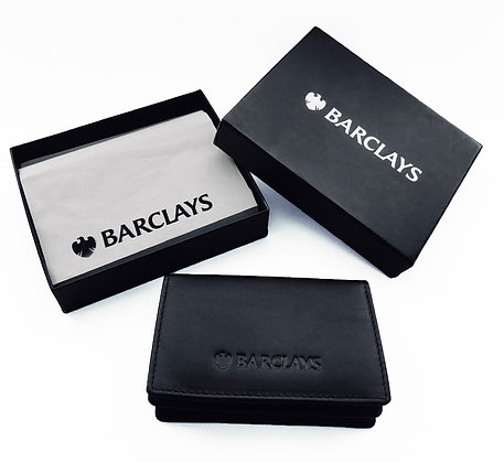 Business Card Holder with Box