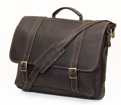 VT Leather Business Bag