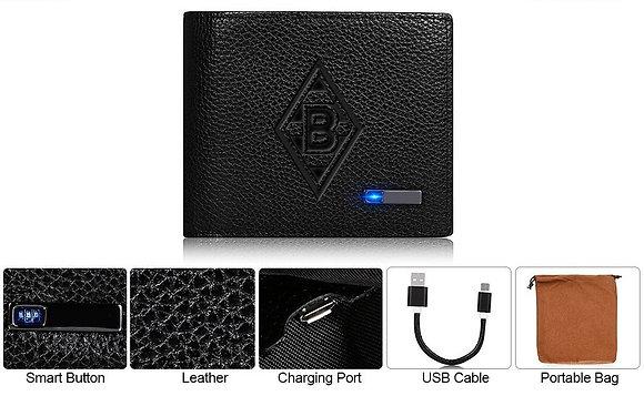Leather Smart Wallet
