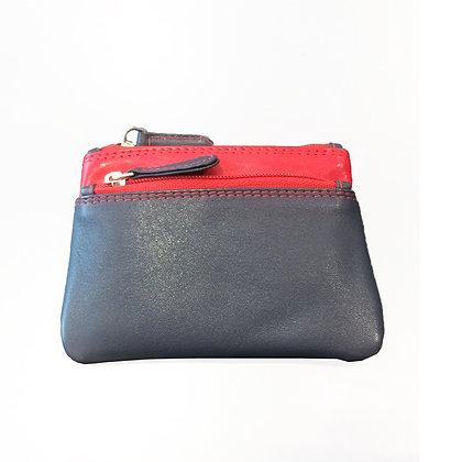 Multi Coloured Coin purse Nappa Leather