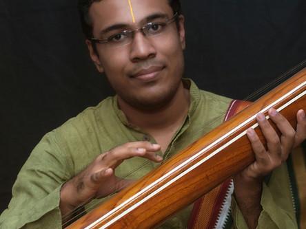 Sangeetha Samvaadham: Episode 4 -- A Carnatic Conversation with Kalyanapuram Aravind Soundararajan