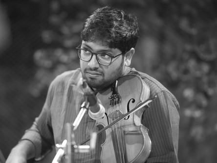 Sangeetha Samvaadham: Episode 5 -- A Carnatic Conversation with Rajeev Mukundan
