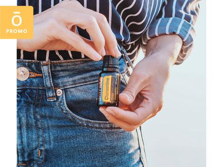 Essential Oils To Celebrate Fall