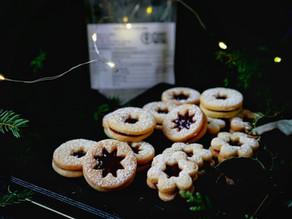 Linecké cukroví podle reBarbora's kitchen