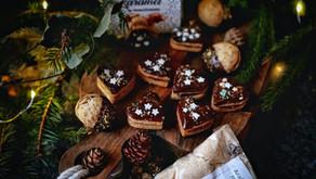 Ořechové cukroví podle reBarbora's kitchen