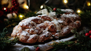 Domácí vánočka podle reBarbora's kitchen