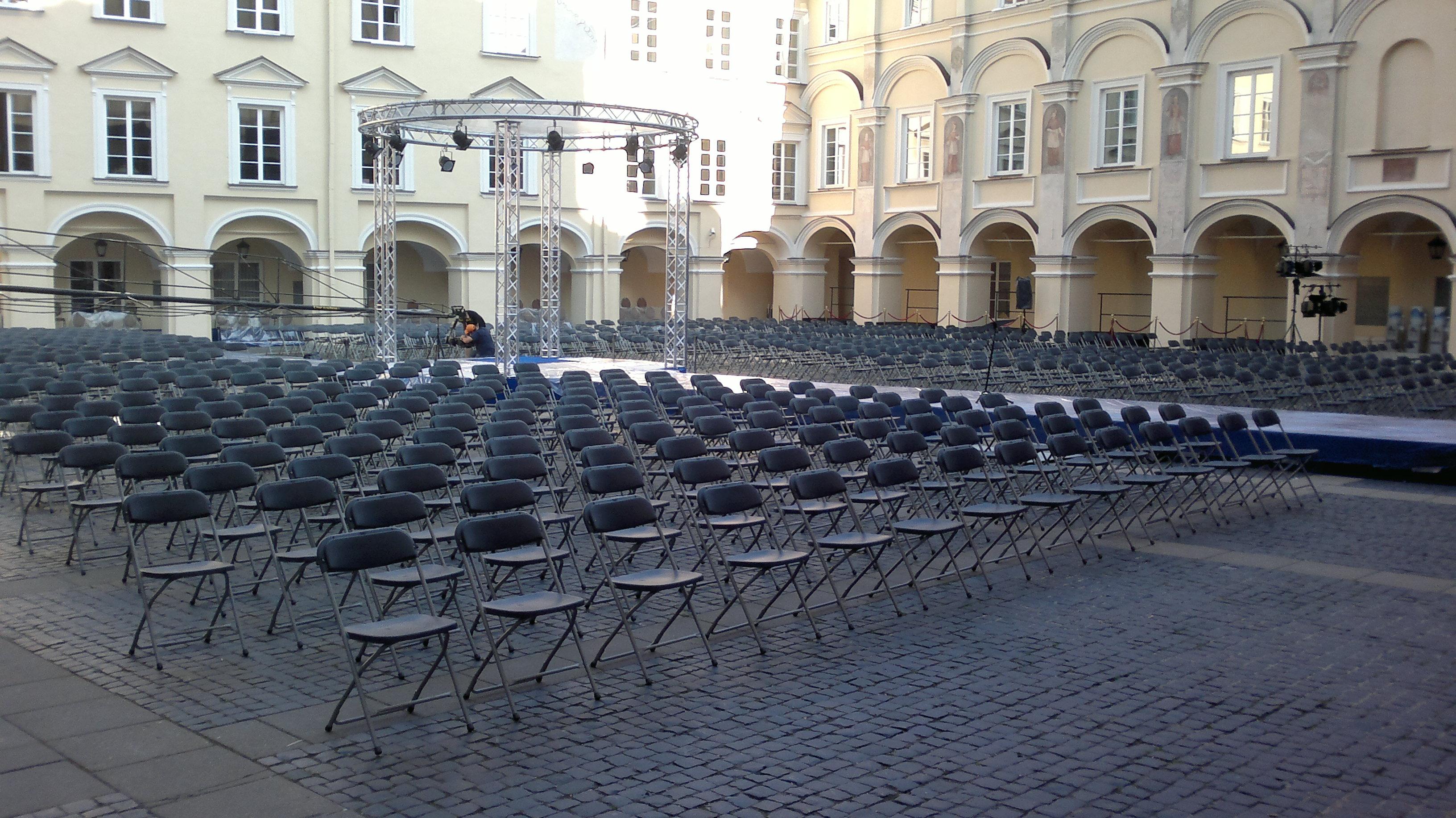 """Sulankstoma kėdė """"Europa"""""""