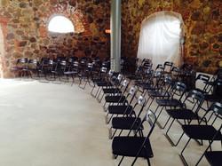 Wynajem krzeseł składanych