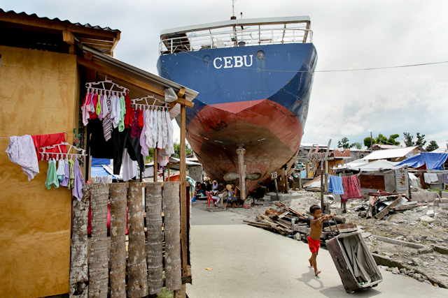 Typhoon Haiyan aftermath