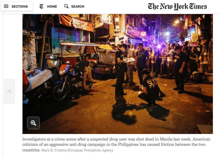 2016_09_29 Duterte NYT 2