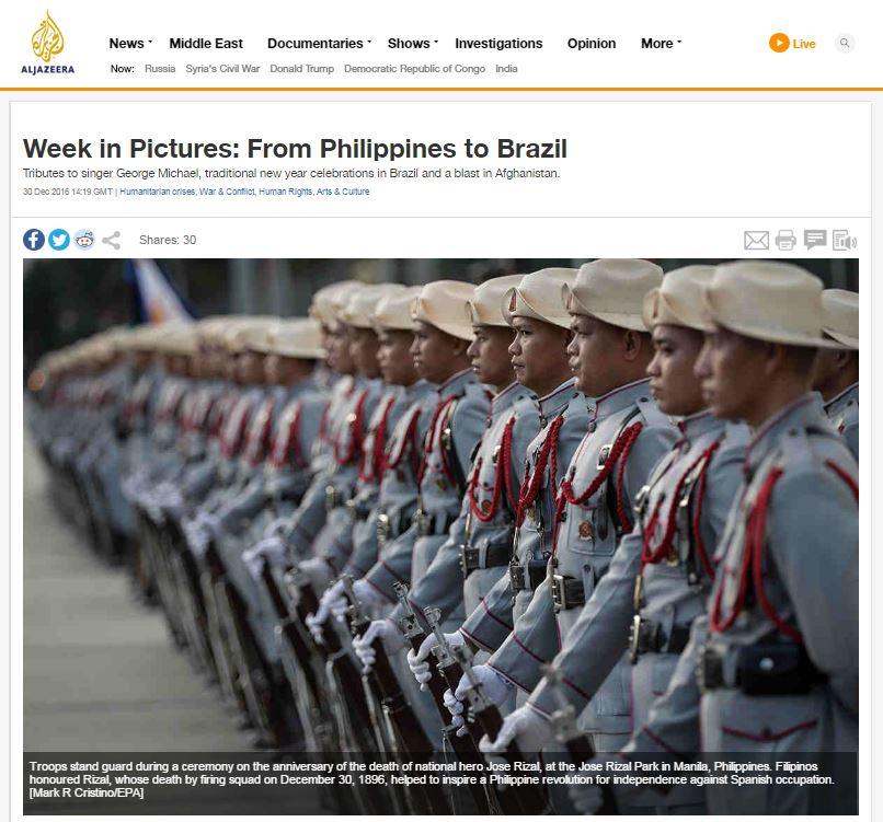 2016_12_30 Rizal Day Al Jazeera
