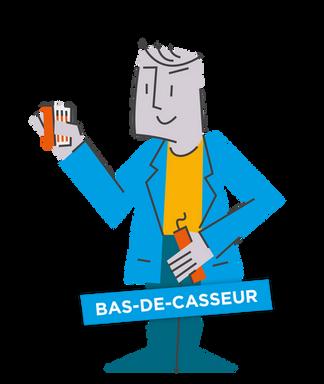 BAS-DE-CASSEUR