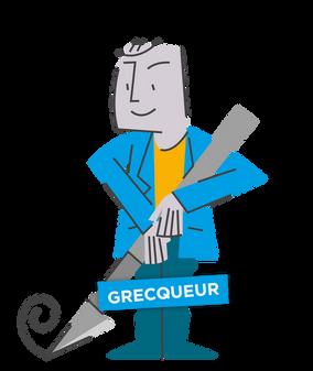 GRECQUEUR