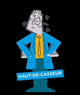 HAUT-DE-CASSEUR