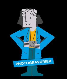 PHOTOGRAVURIER